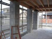 山梨のブロック工事