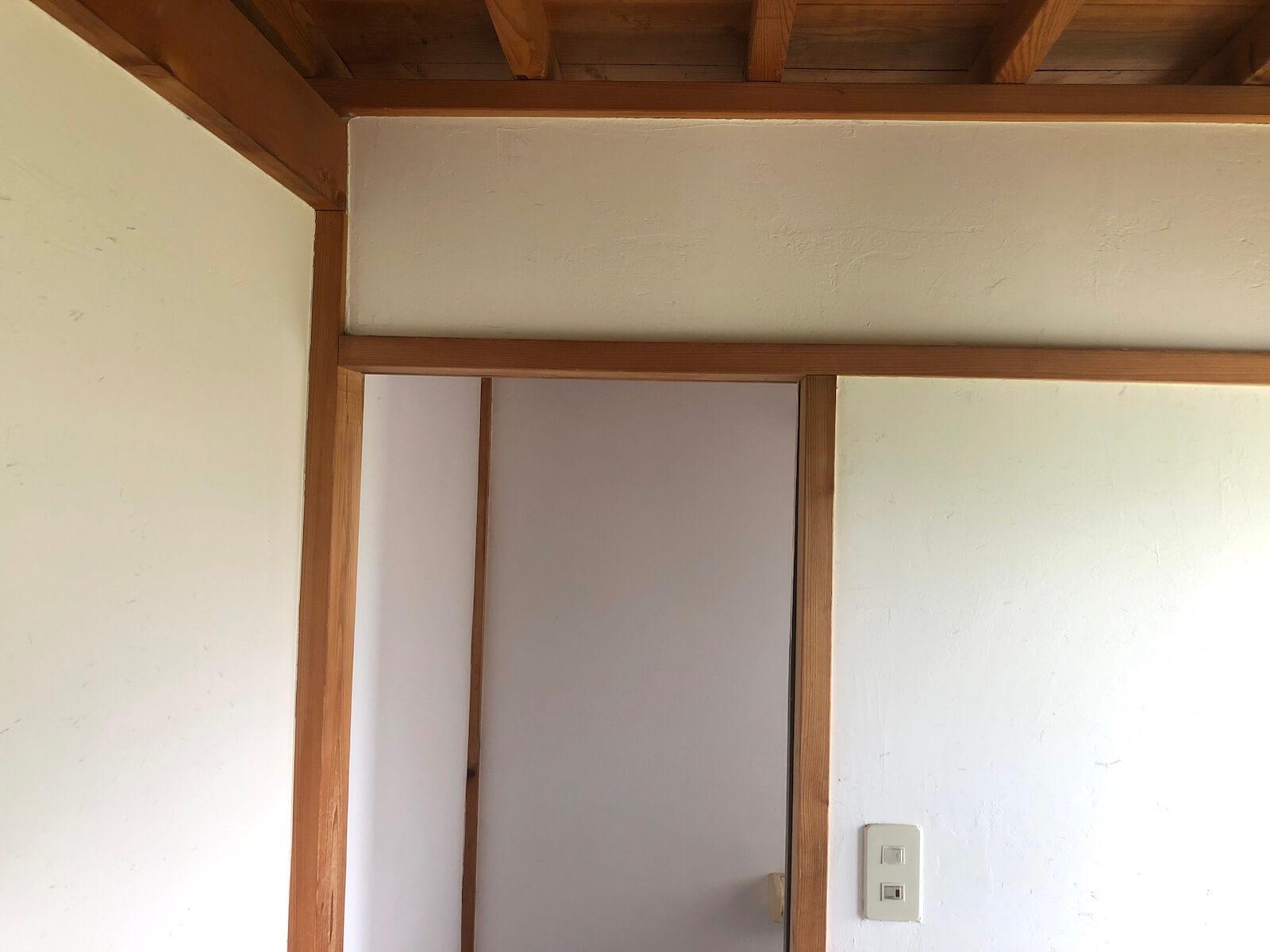 山梨の漆喰壁DIY 工務店