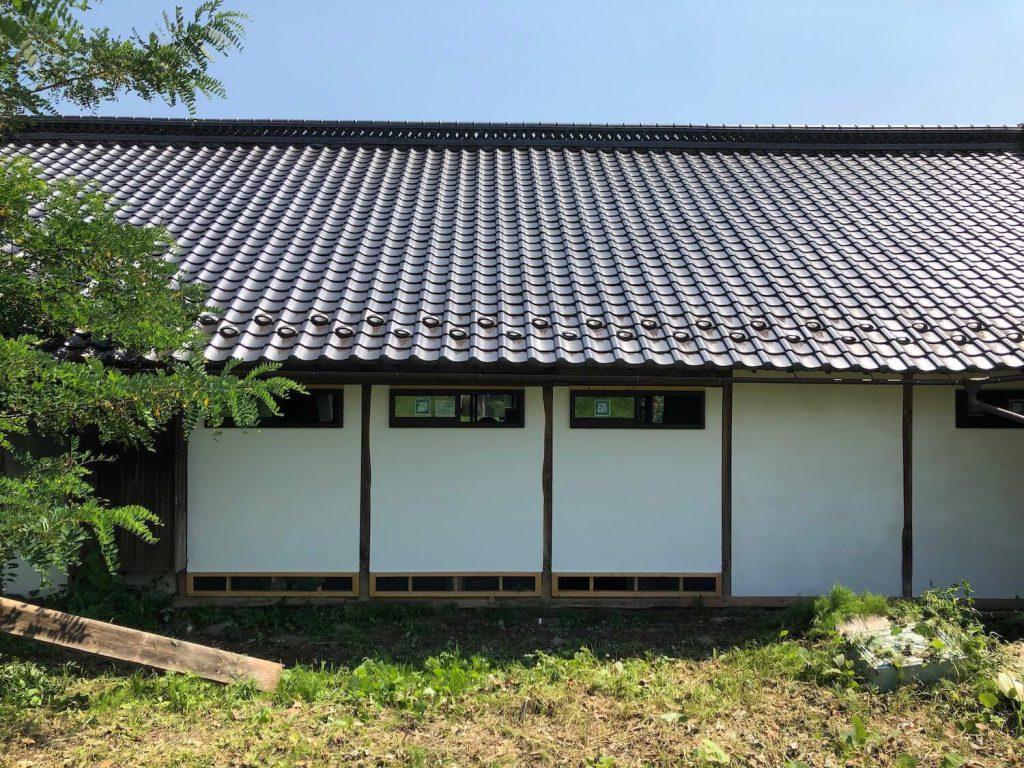 山梨北杜市の古民家改修